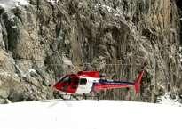 फिस्टेल एयरको हेलिकोप्टर नुवाकोटमा दुर्घटना